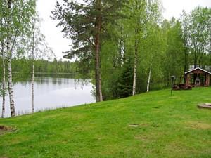 Lomamökki Petäjävesi Aurinkoranta