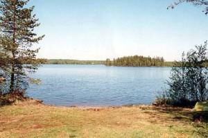 Kalliorinne lomamökki Petäjävesi