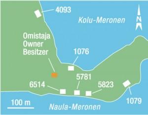 Pihlaja lomamökki Petäjävesi